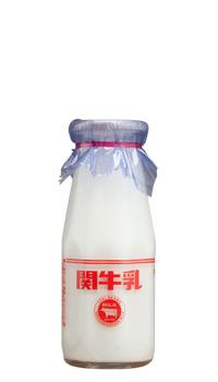 低温殺菌関牛乳